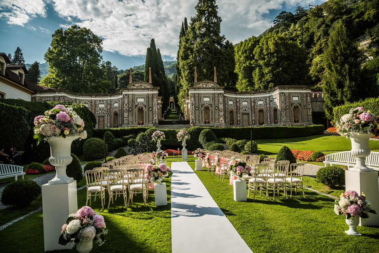 Villa D'Este Cernobbio daniela tanzi lake como wedding photographer