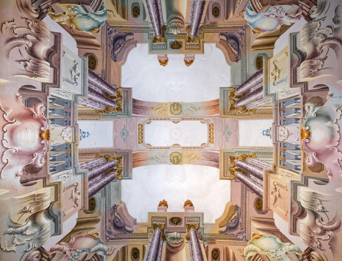 -villa-sola-Tiepolo-frescos