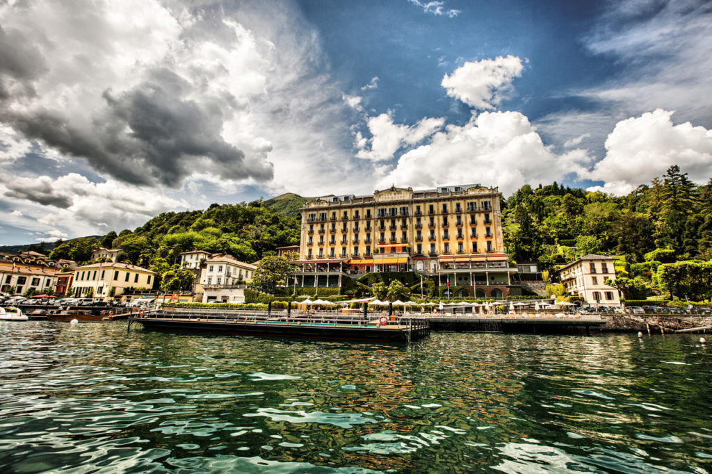 110 years of Italian hospitality made on Lake Como