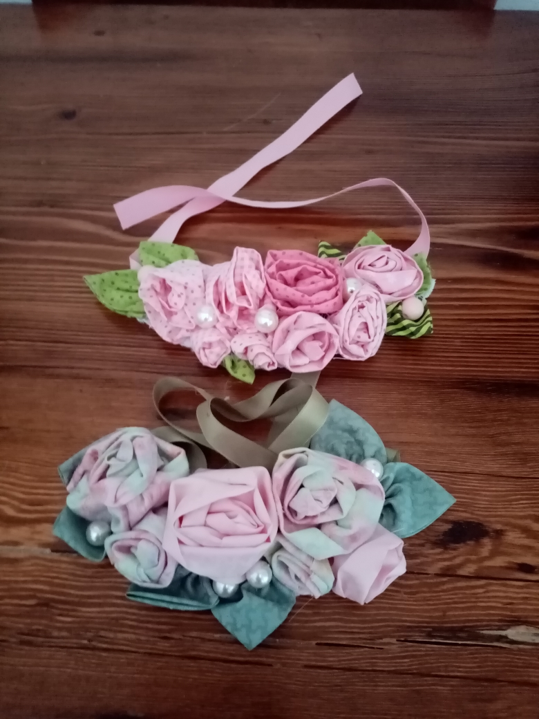 bracciale fiori